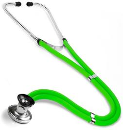 Prestige Medical 122 Sprague Stethoscope, Neon Orange