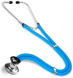 Prestige Medical 122 Sprague Stethoscope, Neon Blue