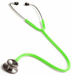 Prestige Medical 126 Clinical I Stethoscope, Neon Green