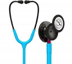 "3M Littmann Classic III Monitoring Stethoscope ""POP OF COLOR"