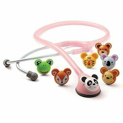 ADC Adscope 618 Animals Pediatric 22'' Stethoscope Pink