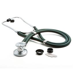 ADC Adscope 641 Sprague Stethoscope with 5 Interchangeable C