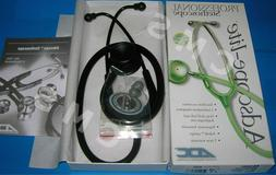"ADC Adscope-Lite 609ST Stethoscope 22"" Tactical Stealth Ninj"