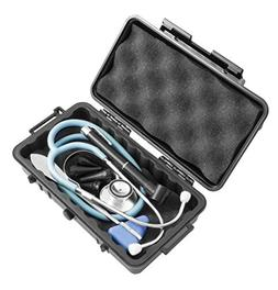 CASEMATIX Airtight Sealing Medical Supplies Stethoscope Case