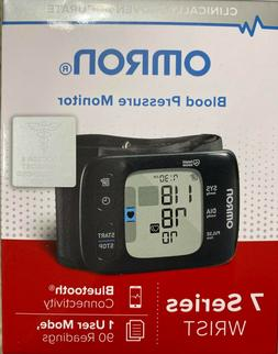 bp6350 7 series wireless wrist blood pressure