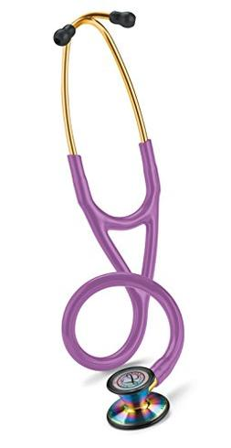 3M Littmann Cardiology III Stethoscope, Rainbow-Finish Chest