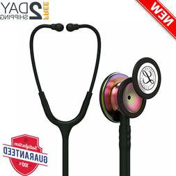 3M Littmann Classic III Monitoring Stethoscope Rainbow Finis