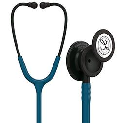 3M Littmann  Classic III Monitoring Stethoscope, Black-Finis