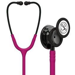 LITTMANN CLASSIC III *RASPBERRY/SMOKE finish* STETHOSCOPE #5