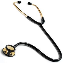 Prestige Medical Clinical Lite Stethescope, Gold Edition, Bl