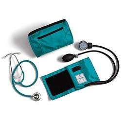 Medline Compli-Mates Aneroid Sphygmomanometer and Dual Head