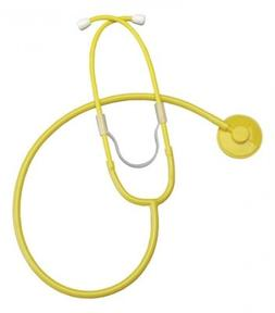 Graham Field Disposable Stethoscopes, Yellow, Pack of 10