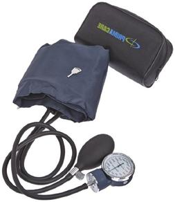 Primacare DS-9193 Aneroid Sphygmomanometer with Large Adult-