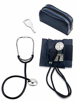 Primacare DS-9196 Large Blood Pressure Kit W/ D-Ring Cuff &