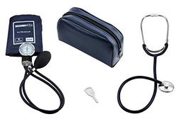 Primacare DS-9197-BL Classic Series Adult Blood Pressure Kit