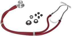 Primacare DS-9295-RD Sprague Rappaport Style Stethoscope, 30