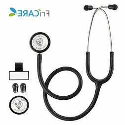 Dual Head Stethoscope for Medical and Home by FriCARE Classi
