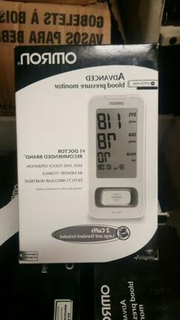 Omron Elite 7300WNV Advanced Blood Pressure Monitor with Two