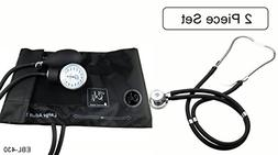 EMI EBL-430 Sprague Rappaport Stethoscope and Large Adult Ma