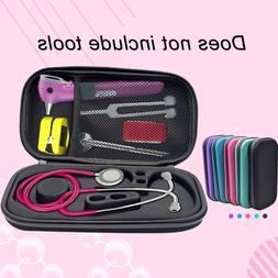 EVA <font><b>Stethoscope</b></font> Hard Storage Case with H