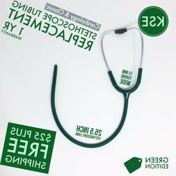 Green Stethoscope replacement tubing 10mm by Kongs Enterpris