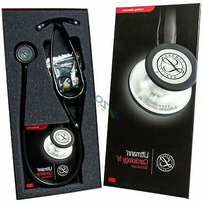 6163 cardiology iv stethoscope finish