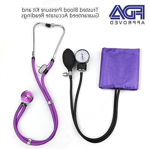 Aneroid Sphygmomanometer and Blood Cuff ,