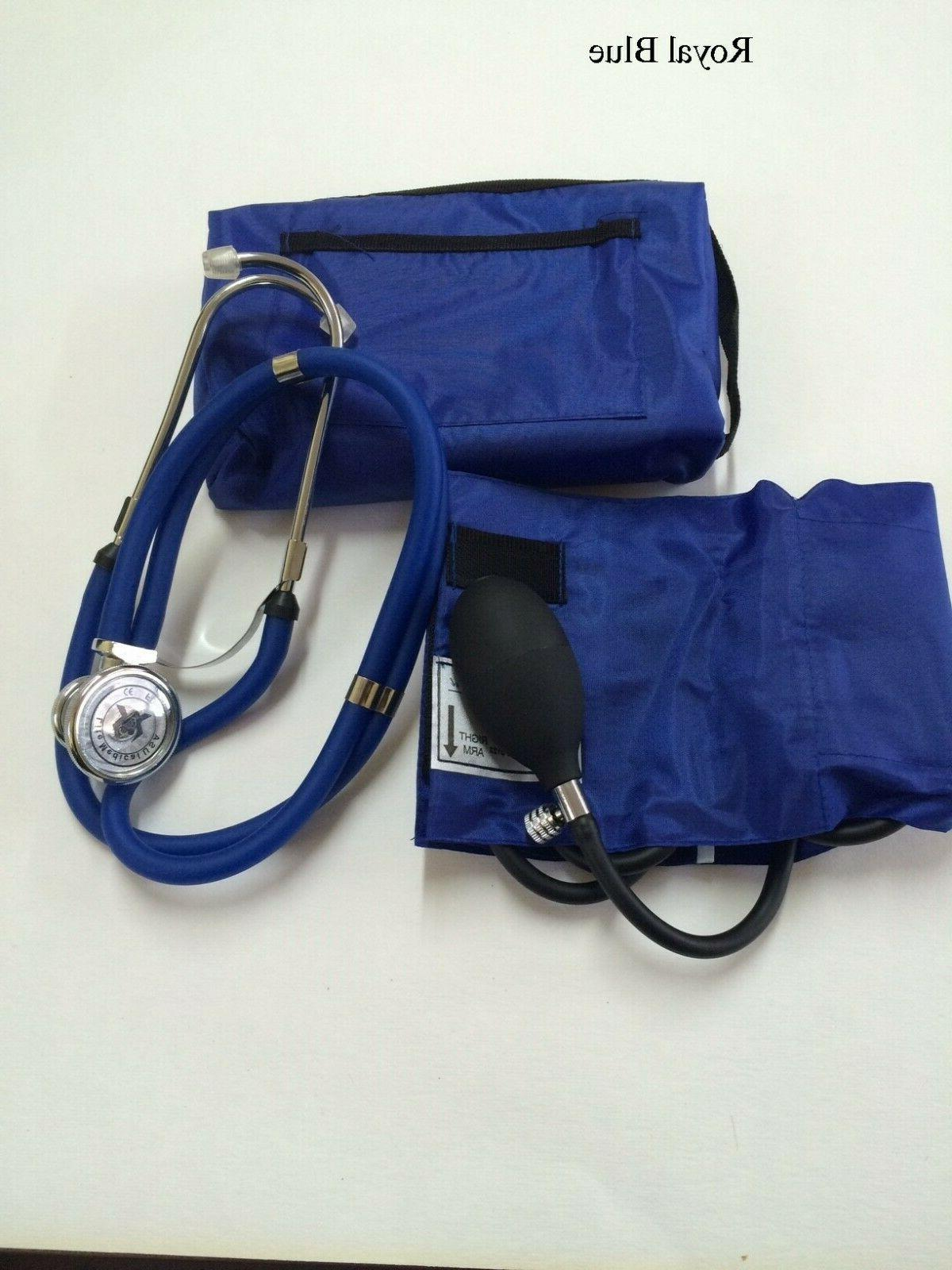 Aneroid Stethoscope Cuff Colors