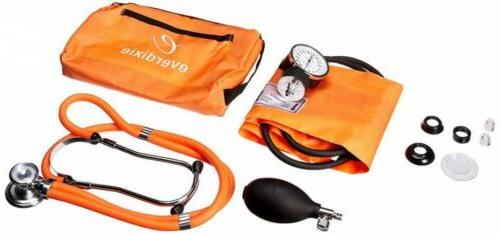 Blood Pressure Cuff Sprague Stethoscope Medical Combo Kit Mo