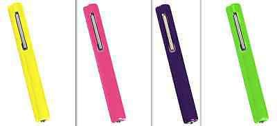 disposable penlight many colors to choose from