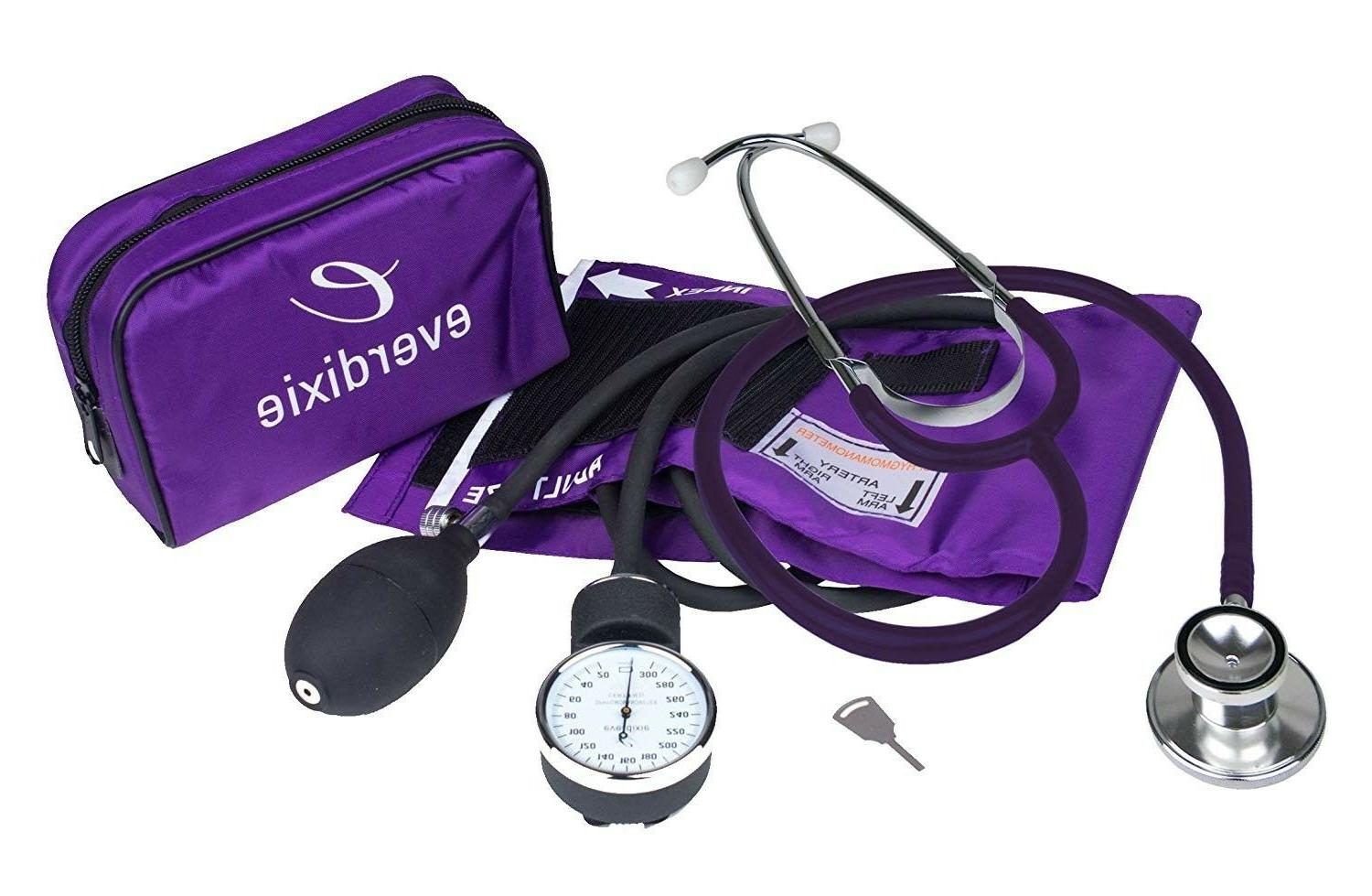 dixie ems blood pressure and dual stethoscope