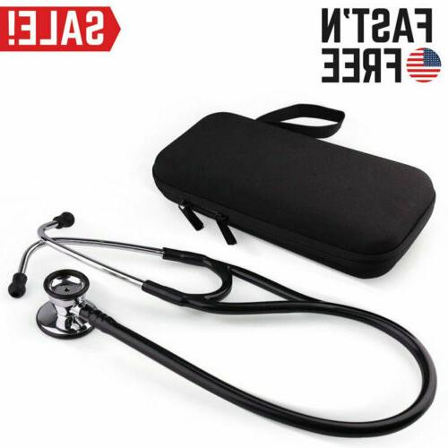 double dual head stethoscope stainless
