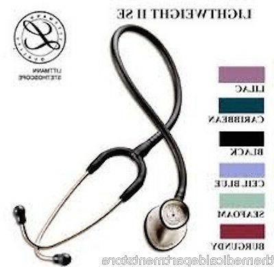 "3M Littmann Lightweight SE Stethoscope 28"" 7 COLORS!"