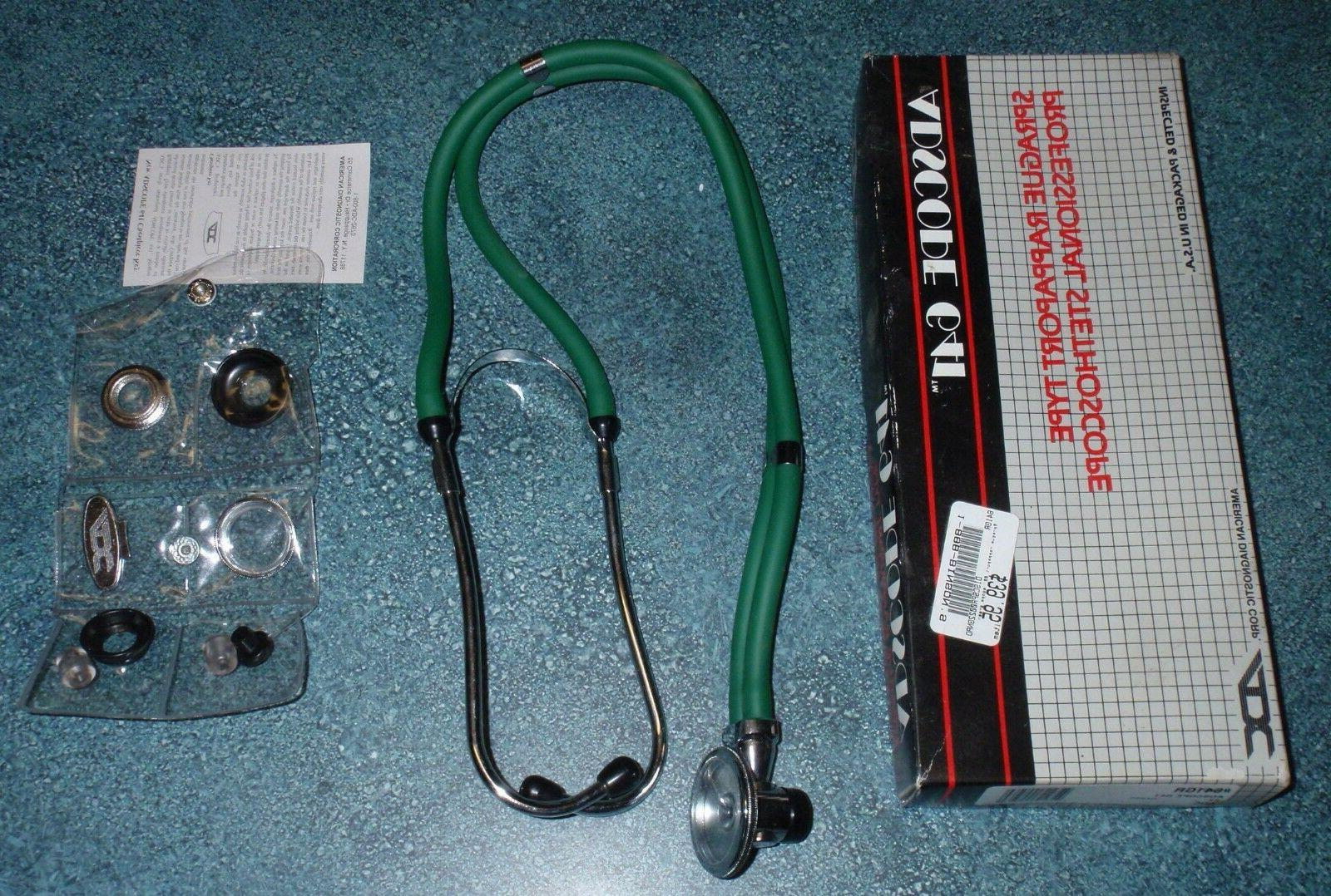 new adscope 641 sprague rappaport stethoscope in