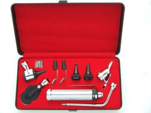 Otoscope Ophthalmoscope Universal Diagnostic ENT Instruments