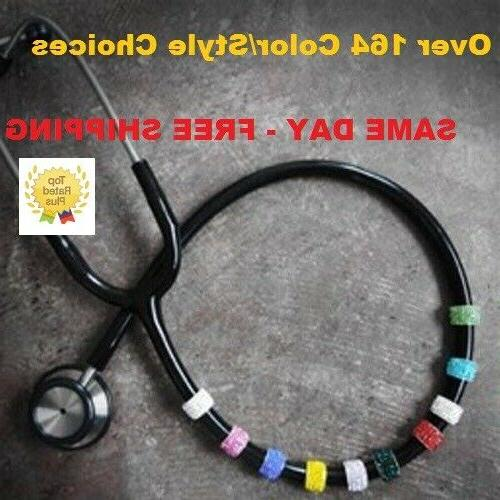 prestige medical charmed crystal nurse stethoscope stackable