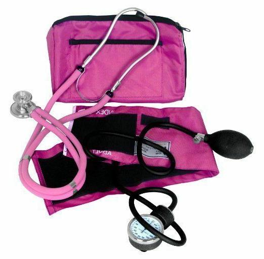 Dixie Professional Blood Pressure Rappaport Stethoscope Bag