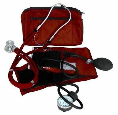 Dixie Kit Blood Pressure and Sprague Stethoscope Bag