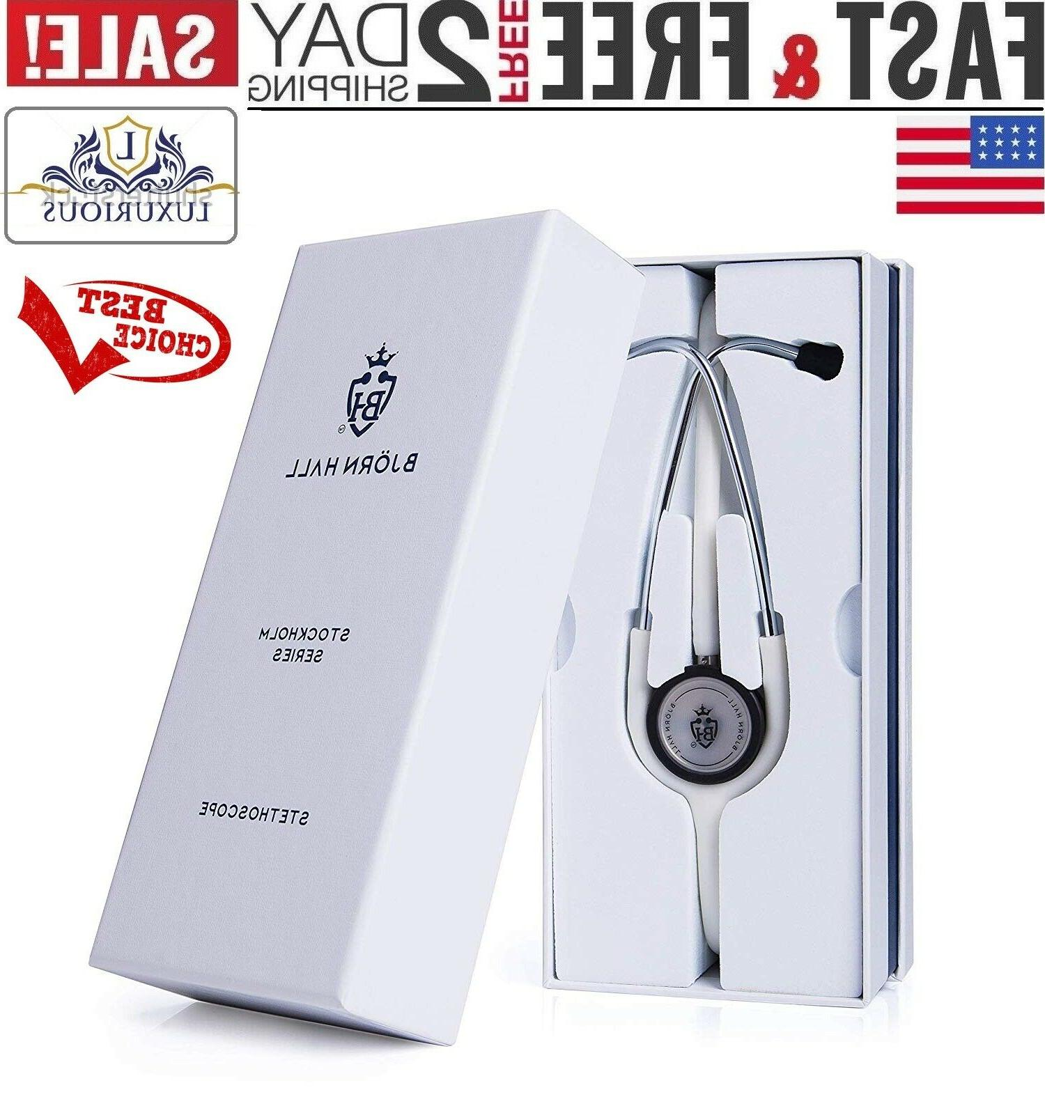 stainless steel clinical stethoscope 29 dual head
