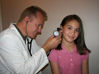 Stethoscope, Otoscope, Light,Panscope,Sound Quality Compares
