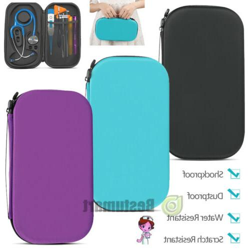 storage travel carry case with divider fits