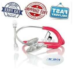 MDF Acoustica Deluxe Lightweight Dual Head Stethoscope - All