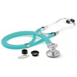 NEW IN BOX FROSTED PEACOCK SPRAGUE RAPPAPORT STETHOSCOPE BY