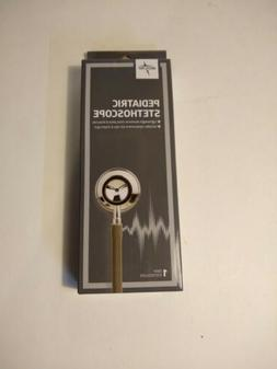 Medline Pediatric Stethoscope Gray, NEW IN BOX