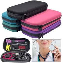 Portable <font><b>Stethoscope</b></font> Case EVA Travel Cas