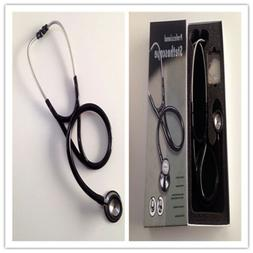 "Professional 27"" Tunable Diaphragm Cardiology Stethoscope Fo"
