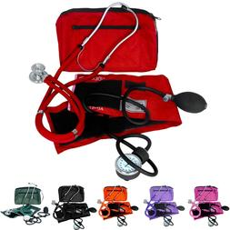 Dixie EMS Professional Blood Pressure Kit and Sprague Rappap