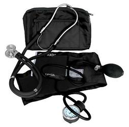DIXIE EMS PROFESSIONAL BLOOD PRESSURE KIT W/ SPRAGUE STETHOS