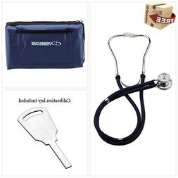 Professional Blood Pressure Kit With Stethoscope BP Cuff and