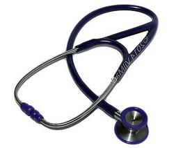 Professional Cardiology 2-sided Stethoscope Black, S18,  Lif